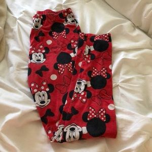 Disney- Minnie Leggings
